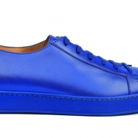 Santoni_Clean Ic - Blue