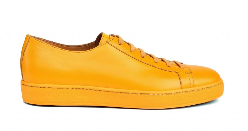 Santoni_Clean Ic - Yellow