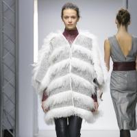 DROMe Ready to Wear Fall Winter 2015 fashion show in Paris
