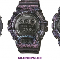 G-SHOCK POLARIZED MARBLE