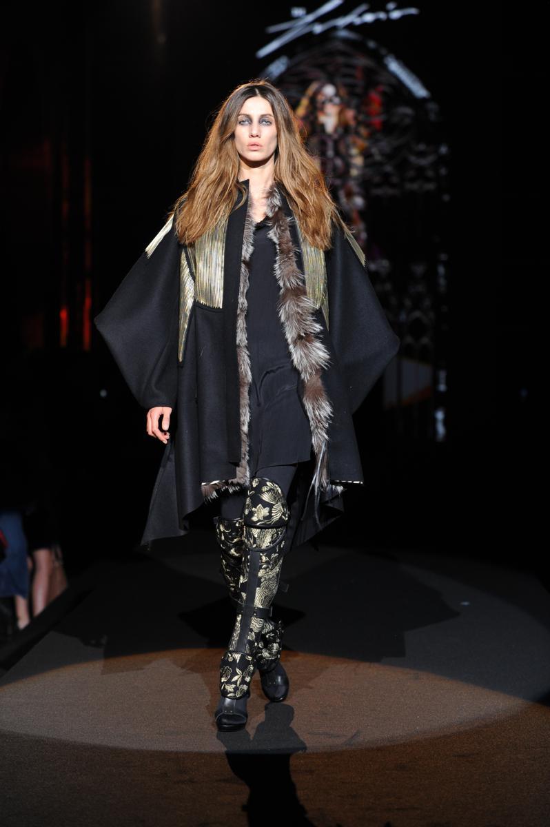 diLiborio Fall-Winter 2015-16 Womenswear Collection ...