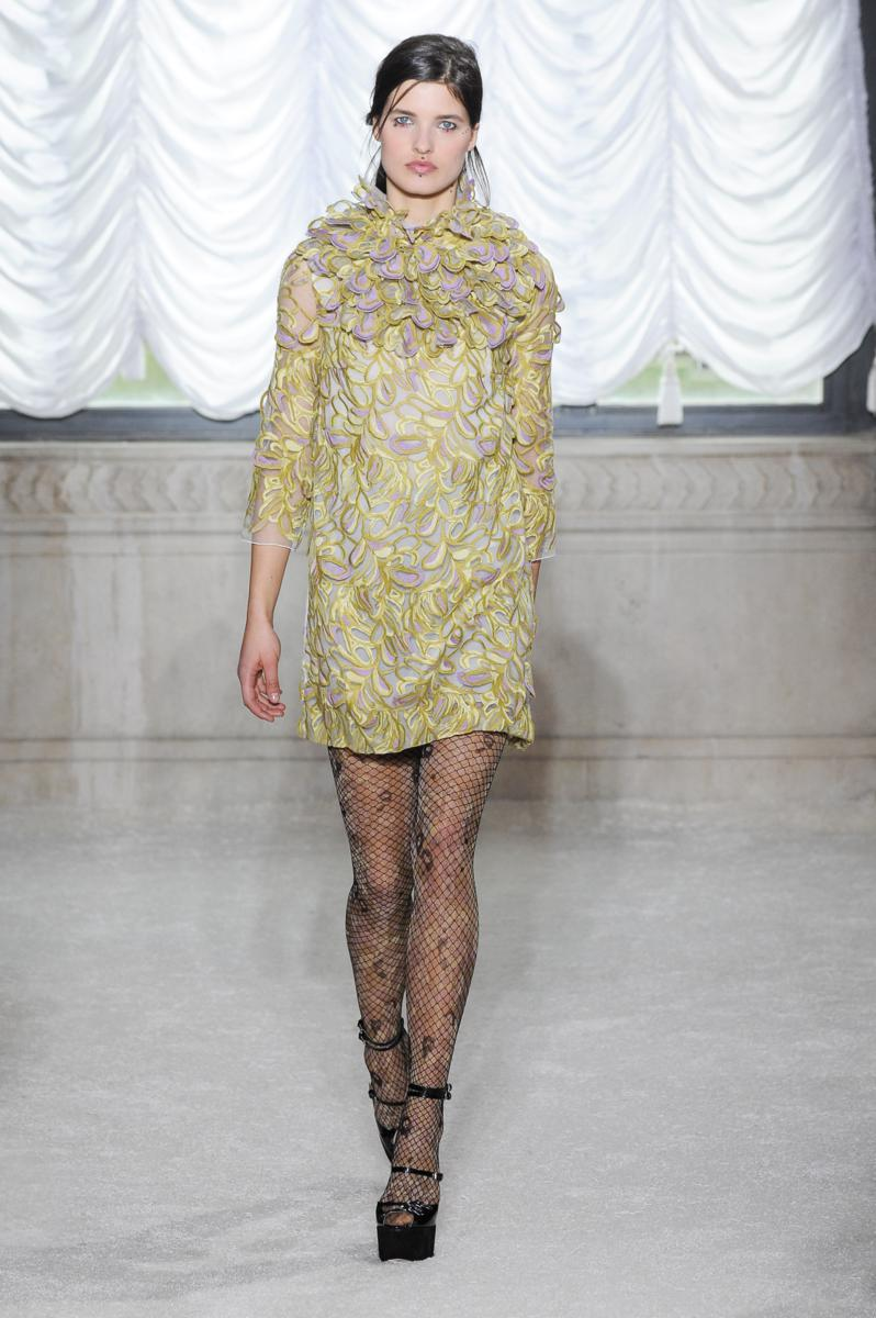 Giamba Fall-Winter 2015-16 Womenswear Collection – Fashion ...