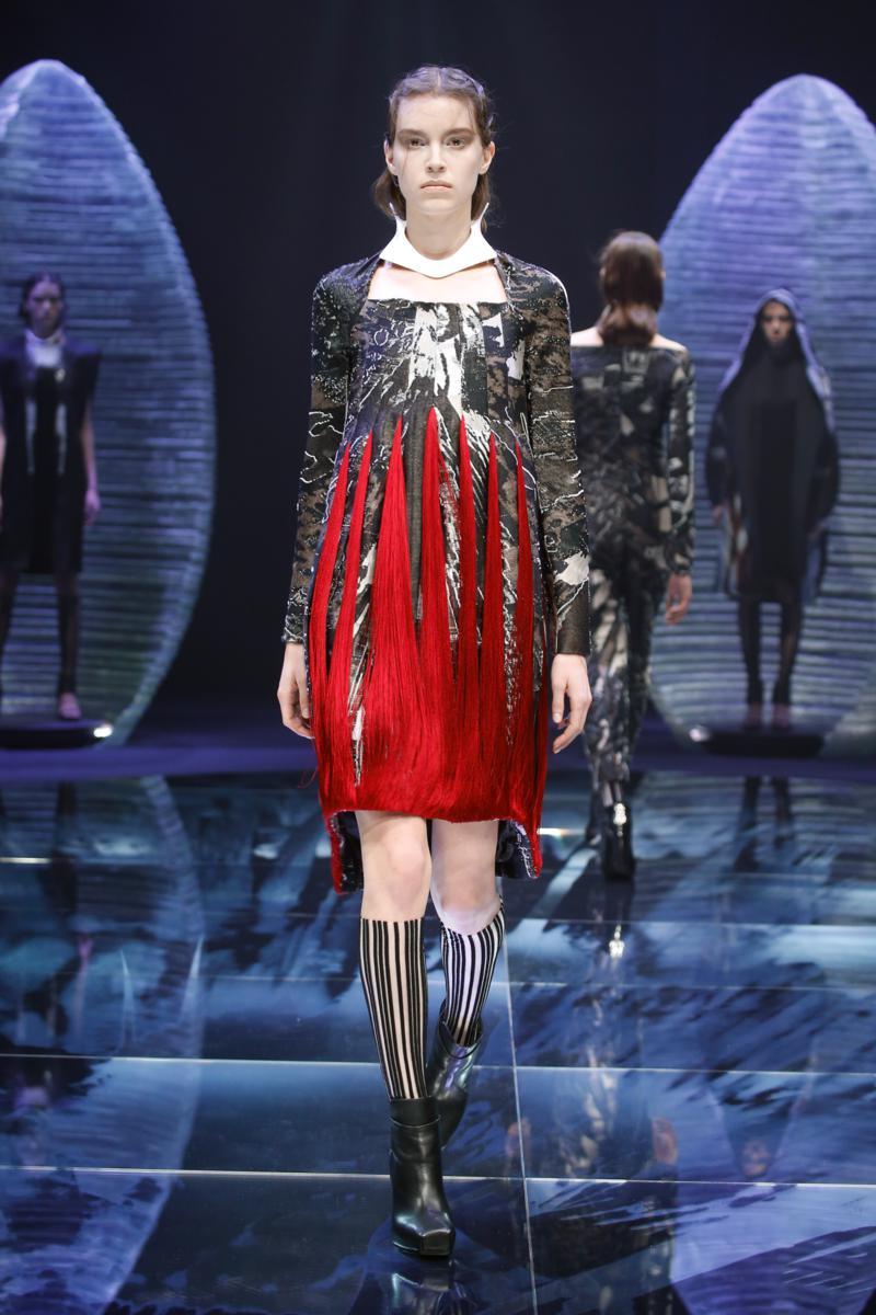 Krizia Fall-Winter 2015-16 Womenswear Collection – Fashion ...