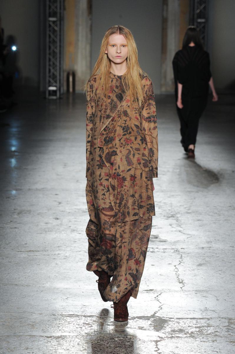 Uma Wang Fall-Winter 2015-16 Womenswear Collection ...