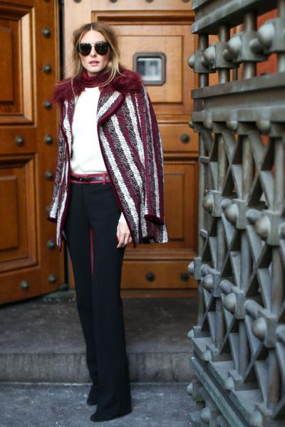 Street Style A New York Tommy Hilfiger Fashion Show Fashion Times