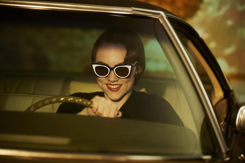 FENDI Ochidea Sunglasses_Bad Dreams Video featuring Chlöe Howl