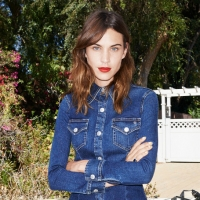Alexa Chung for AG Denim