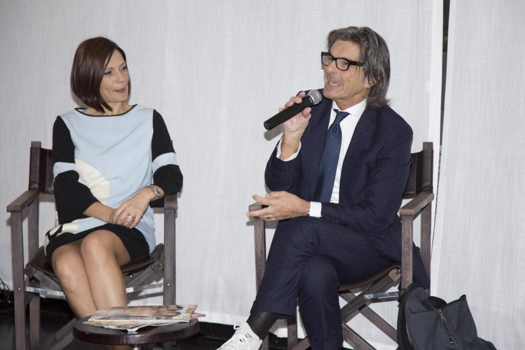 Alessandra Rinaudo e Roberto Alessi