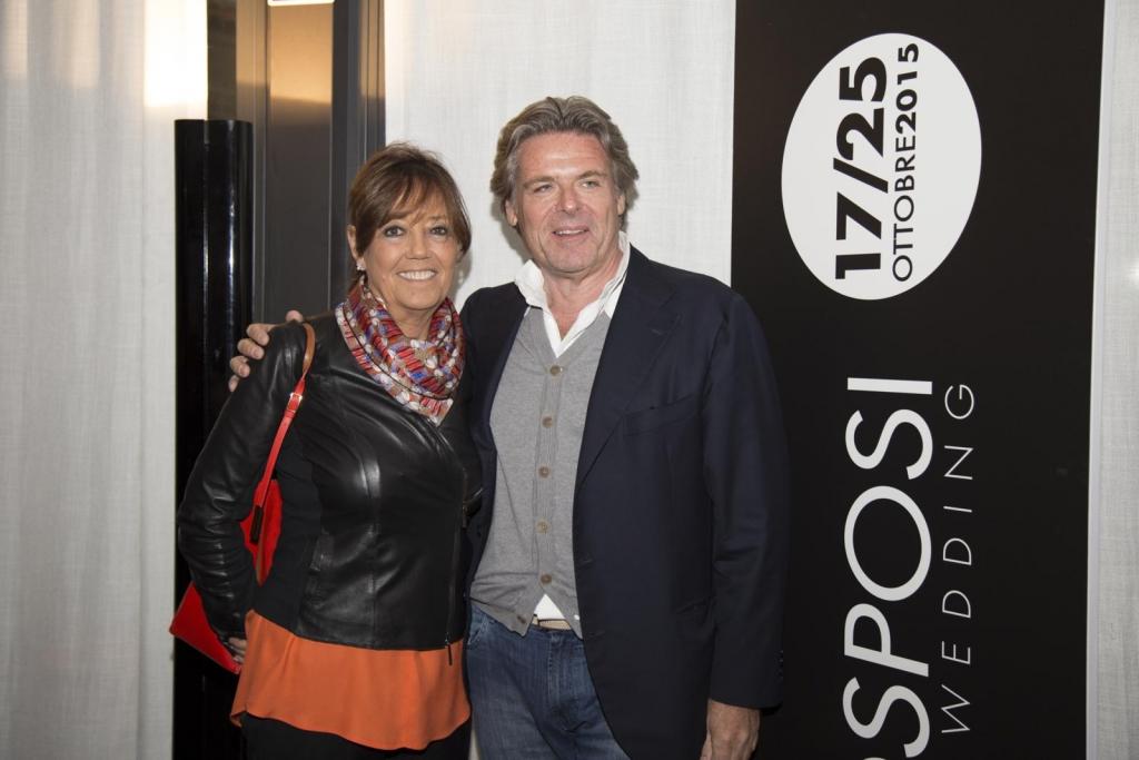Anna Berbardini De Pace e Lino Ferrara
