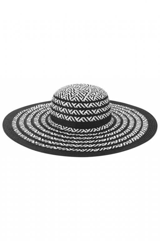 In vista dell'estate, un cappello bicolor - BANANA REPUBLIC
