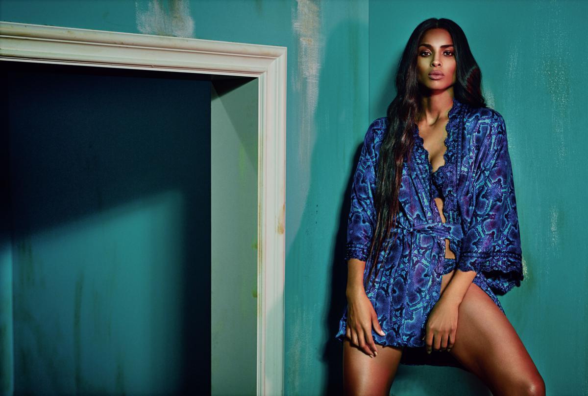 premium selection 8951f 0a4b6 Ciara nuova musa di Roberto Cavalli | Fashion Times