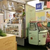Gap e Californian Bakery creano The American Dream Café