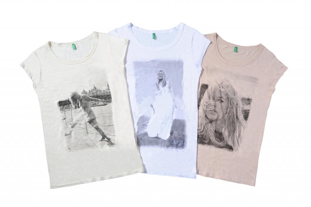 Groupage_Brigitte Bardot T-shirts