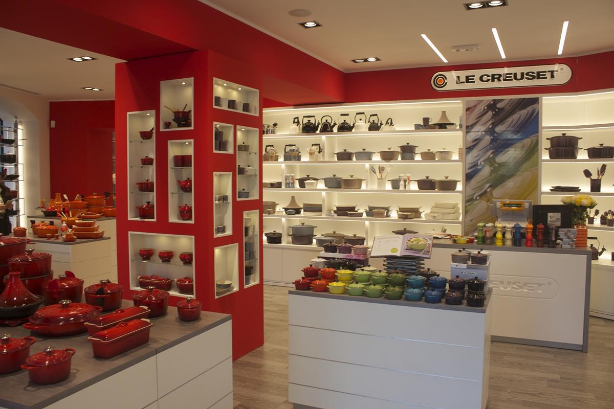 Le Creuset storico marchio francese inaugura il flagship store a Milano