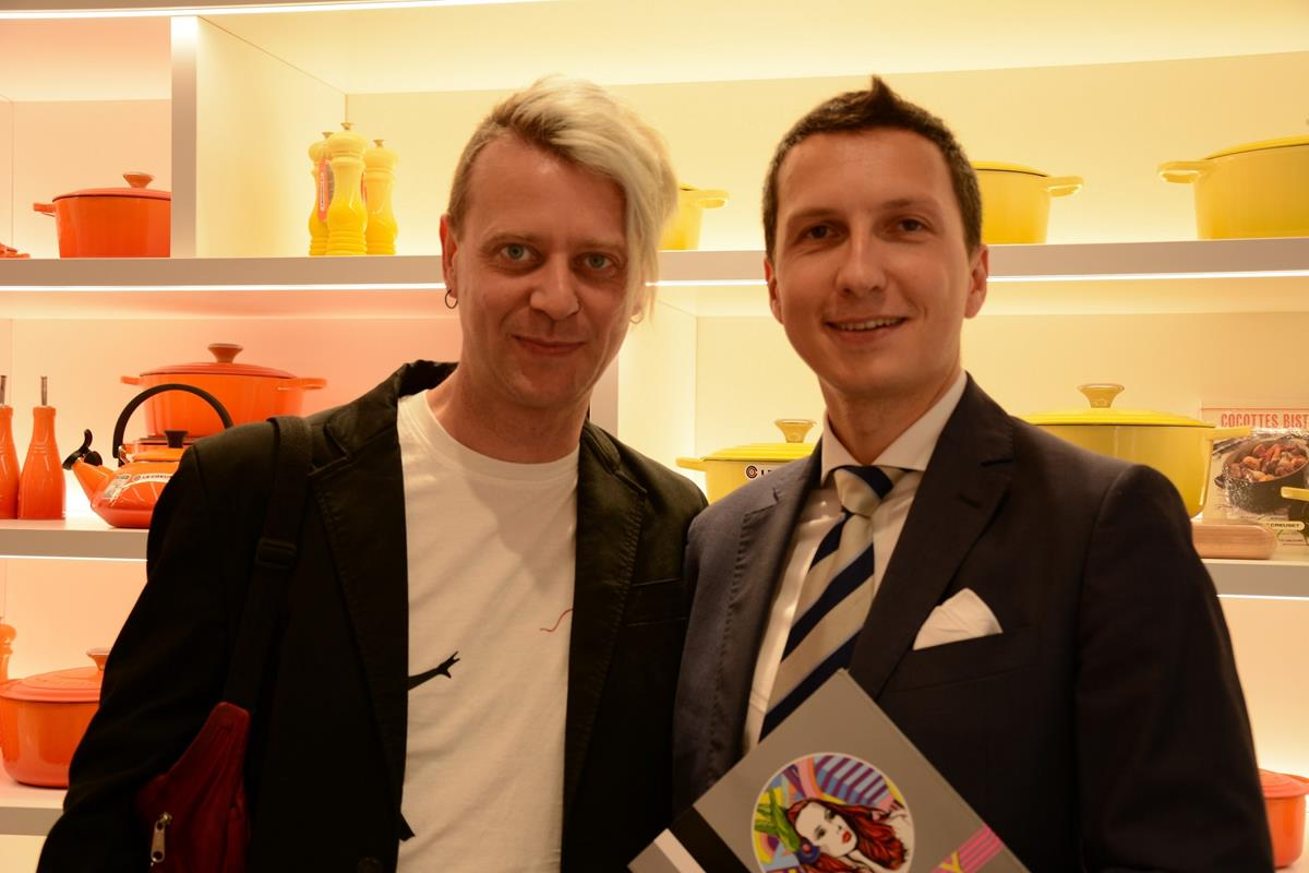 Opening Le Creuset a Milano