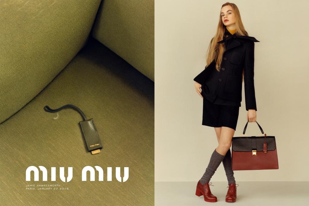 Miu Miu Adv. Campaign Automne 2015_02
