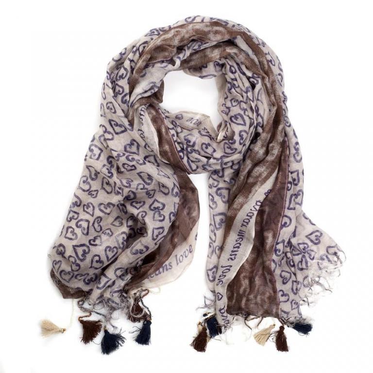 Una sciarpa chiamata amore - PYAAR
