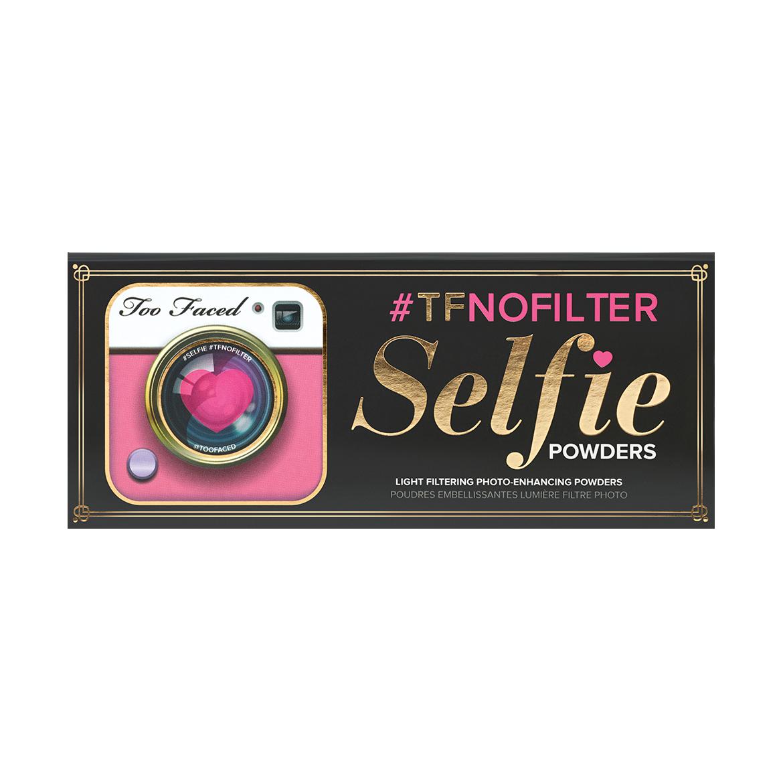 Too Faced Selfie Powders #TFNOFILTER