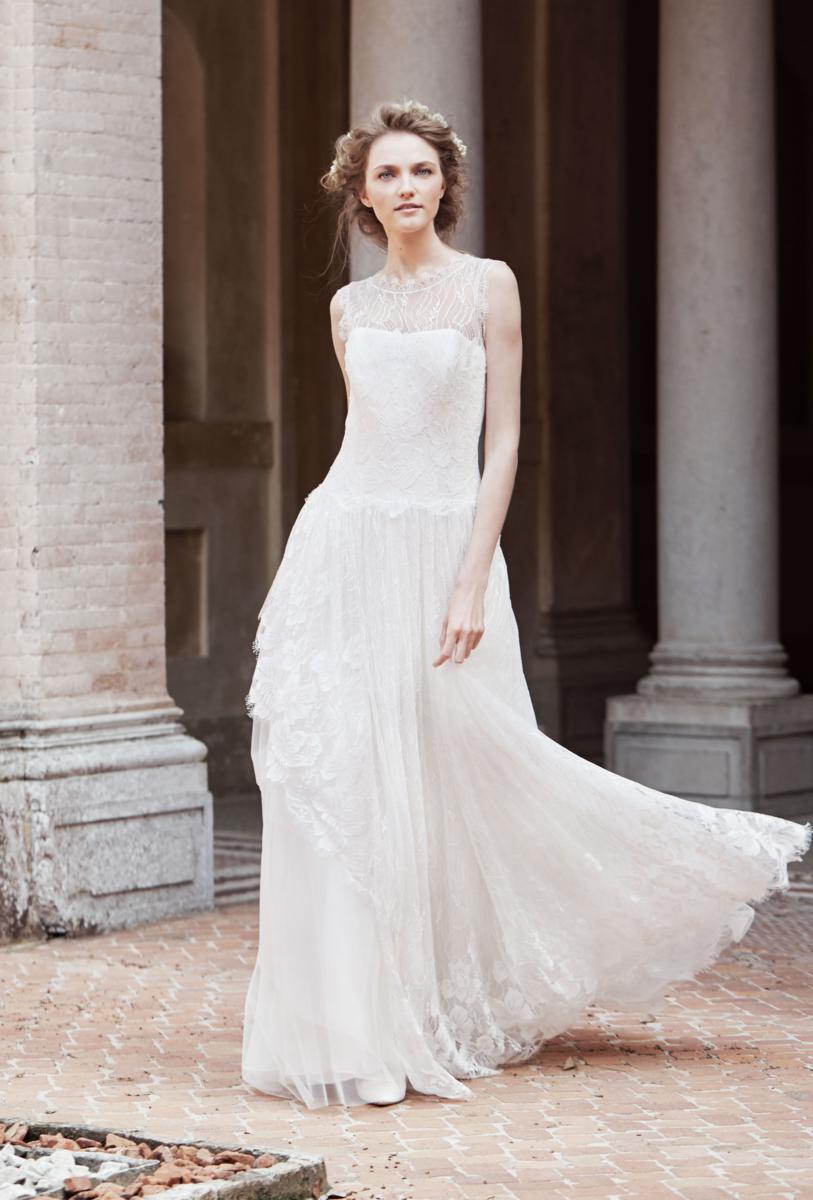 best website 07127 b2f93 Alberta Ferretti Forever 2016 Bridal Collection | Fashion Times