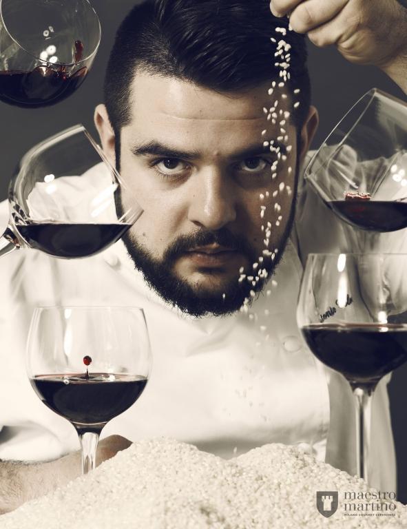Chef Colombo Ph. Cisternino