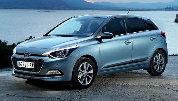 A The Voice Of Italy Al Volante Della Nuova Hyundai I20