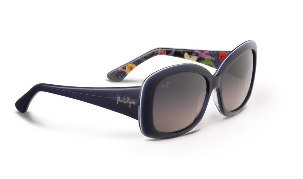Un cartolina dalle Hawaii dentro gli occhiali da sole! MAUI JIM