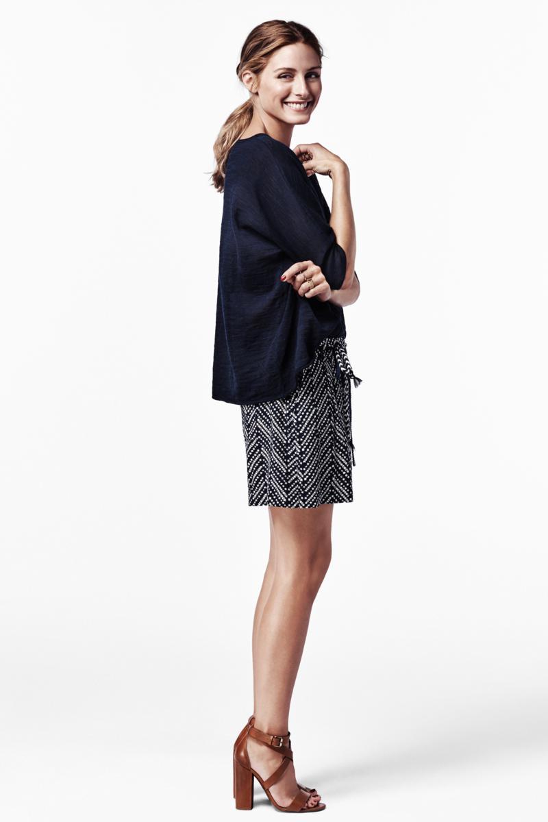 Olivia palermo e johannes huebl per tommy hilfiger foto fashion times Fashion style oktober 2015