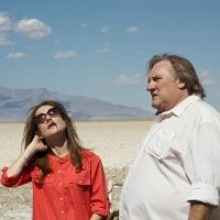"Isabelle Hupert e Gérard Depardieu in ""Valley of Love"""