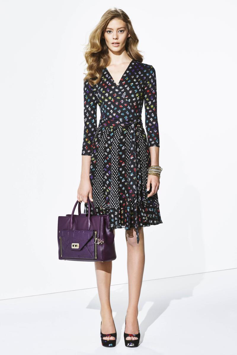 DVF Diane Von Furstenberg Resort 2016 – Fashion Times