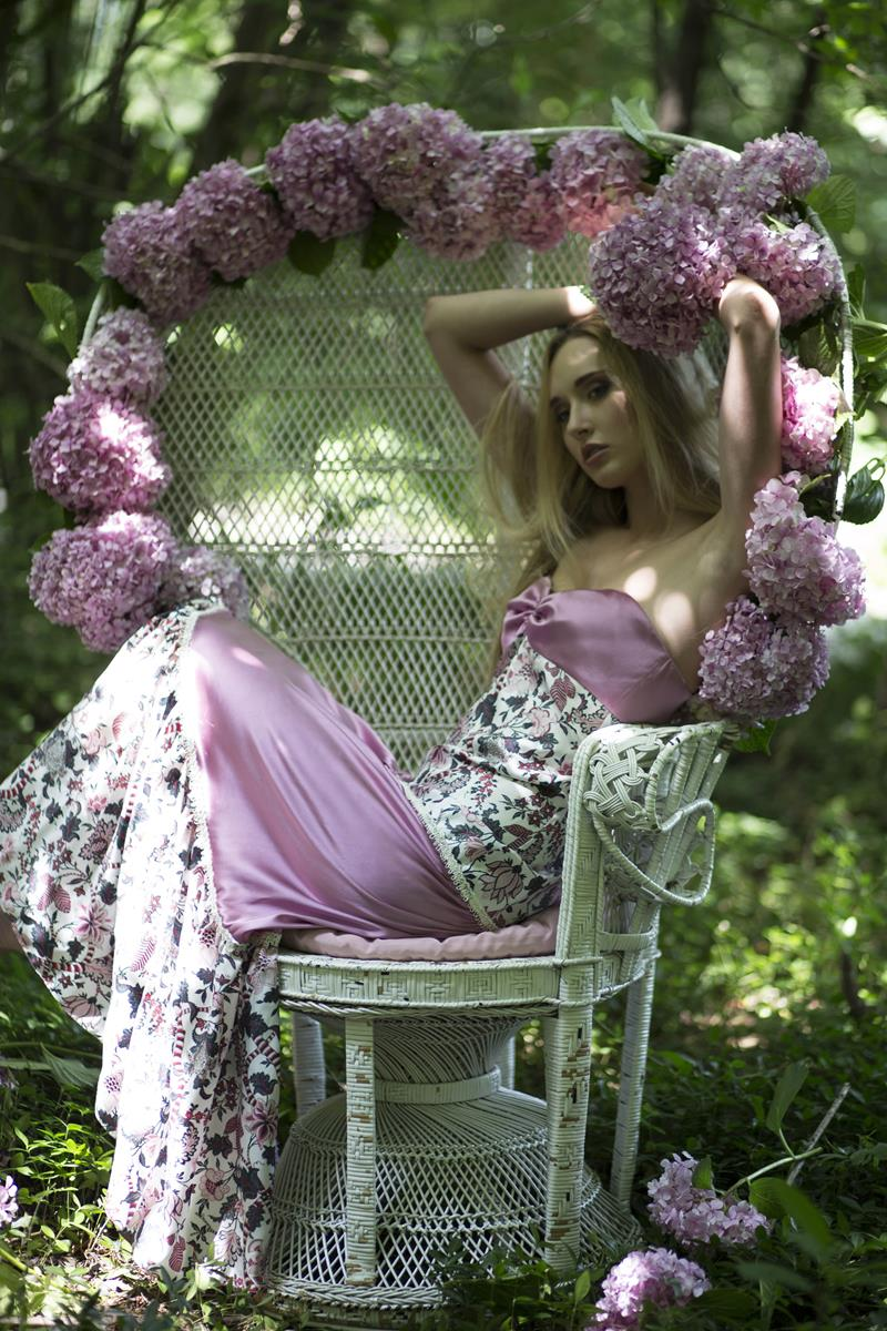 Princess Handle With Care Couture Flower Dream