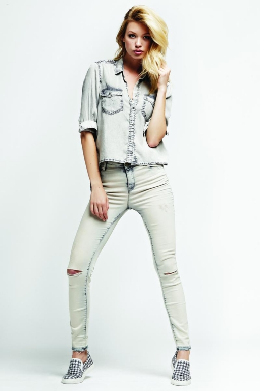 GAS Jeans Spring-Summer 2016 (4)