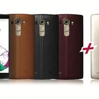 LG G4 Cover Metallic Skin chiara