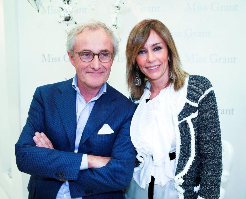 Mauro Serafini e Paola Montaguti
