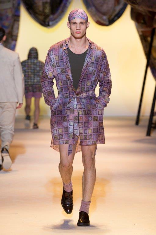 Versace uomo Spring-Summer 2016