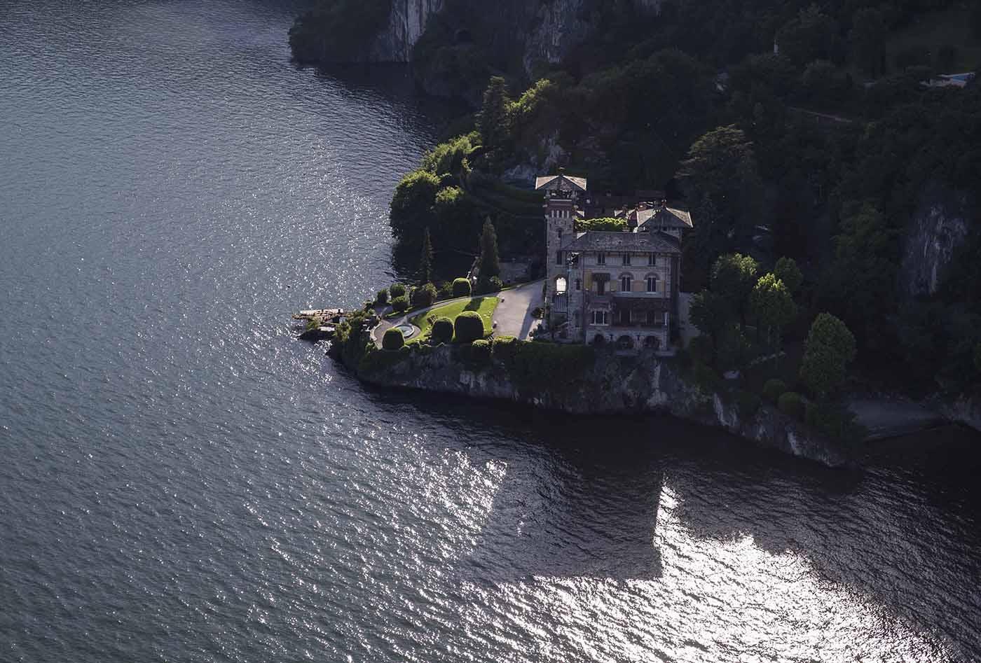 Villa Gaeta San Siro Acquaseria