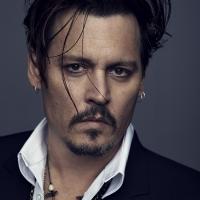 Johnny Depp nuovo volto Dior (Nathaniel Goldberg for Christian Dior Parfums)