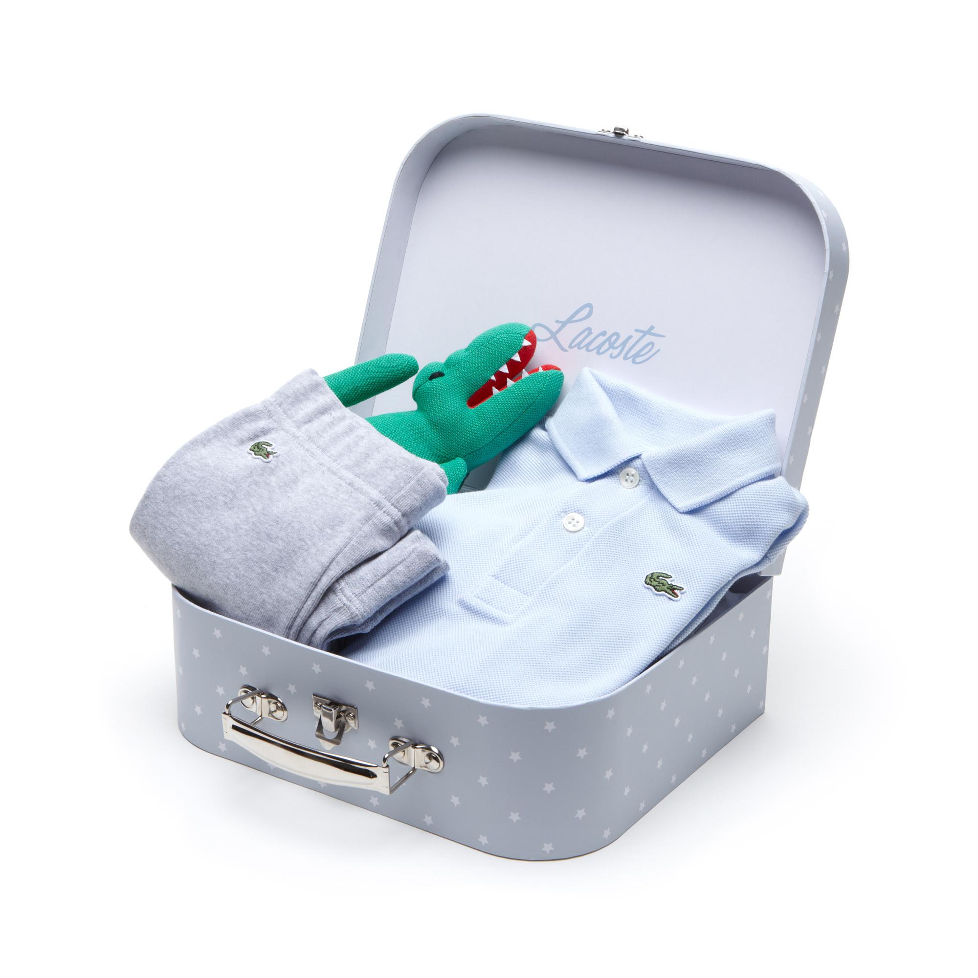 Lacoste Kids: la prima valigetta di bebé