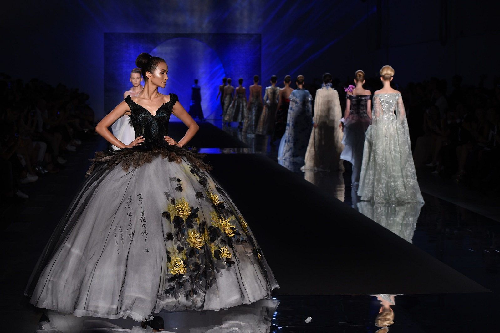 Laurence Xu Haute Couture