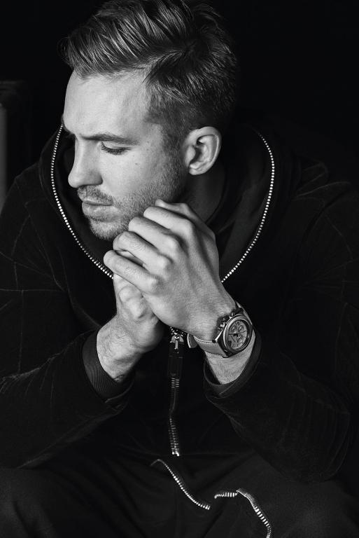 Calvin Harris for Emporio Armani
