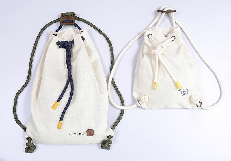 Filobio + IF Bags