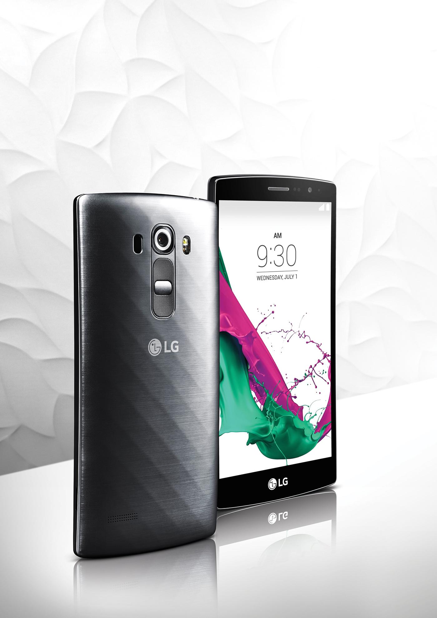 LG G4s Metallic Skin scura