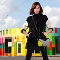 Alexa Chung per Longchamp