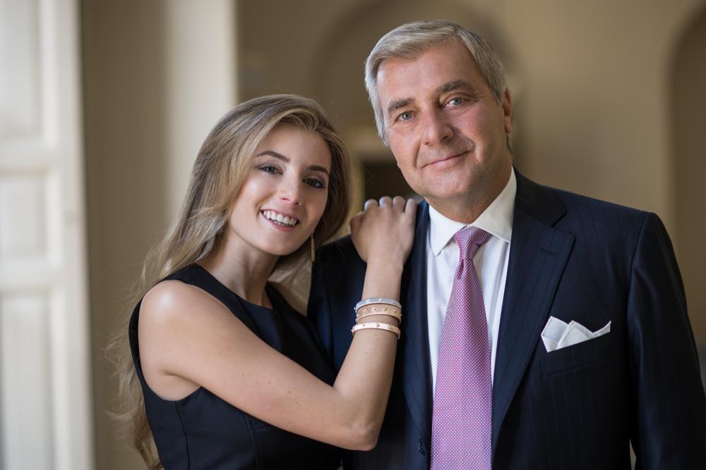 Lucrezia e Andrea Buccellati