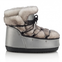 Jimmy Choo and Moon Boot
