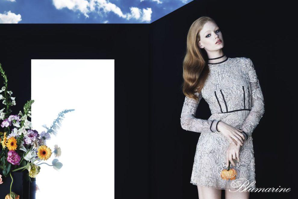 Borse Blumarine Inverno 2016 : Blumarine campagna autunno inverno fashion times