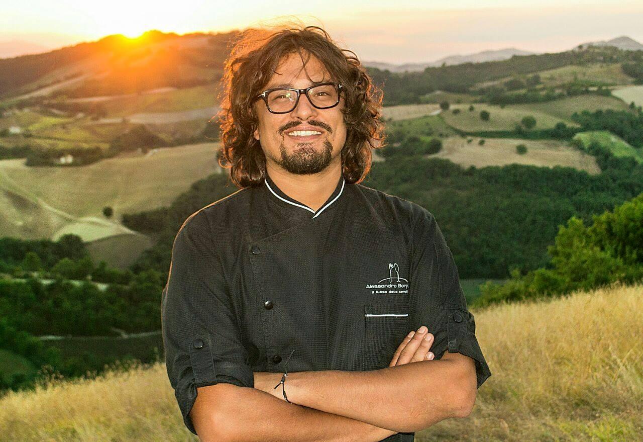 Alessandro borghese kitchen sound il lusso della for Alessandro borghese milano