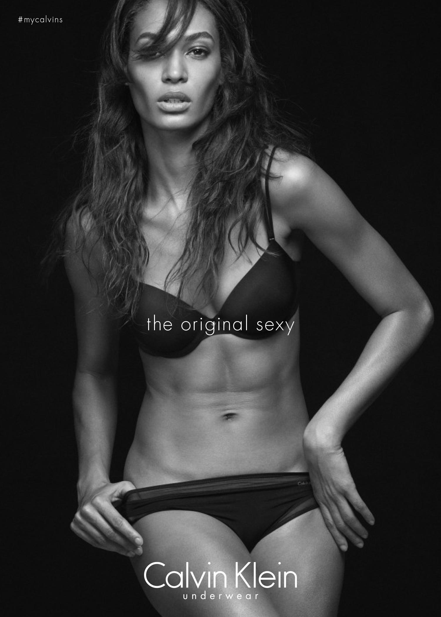 """Calvin Klein Underwear """"The Original Sexy"""""""