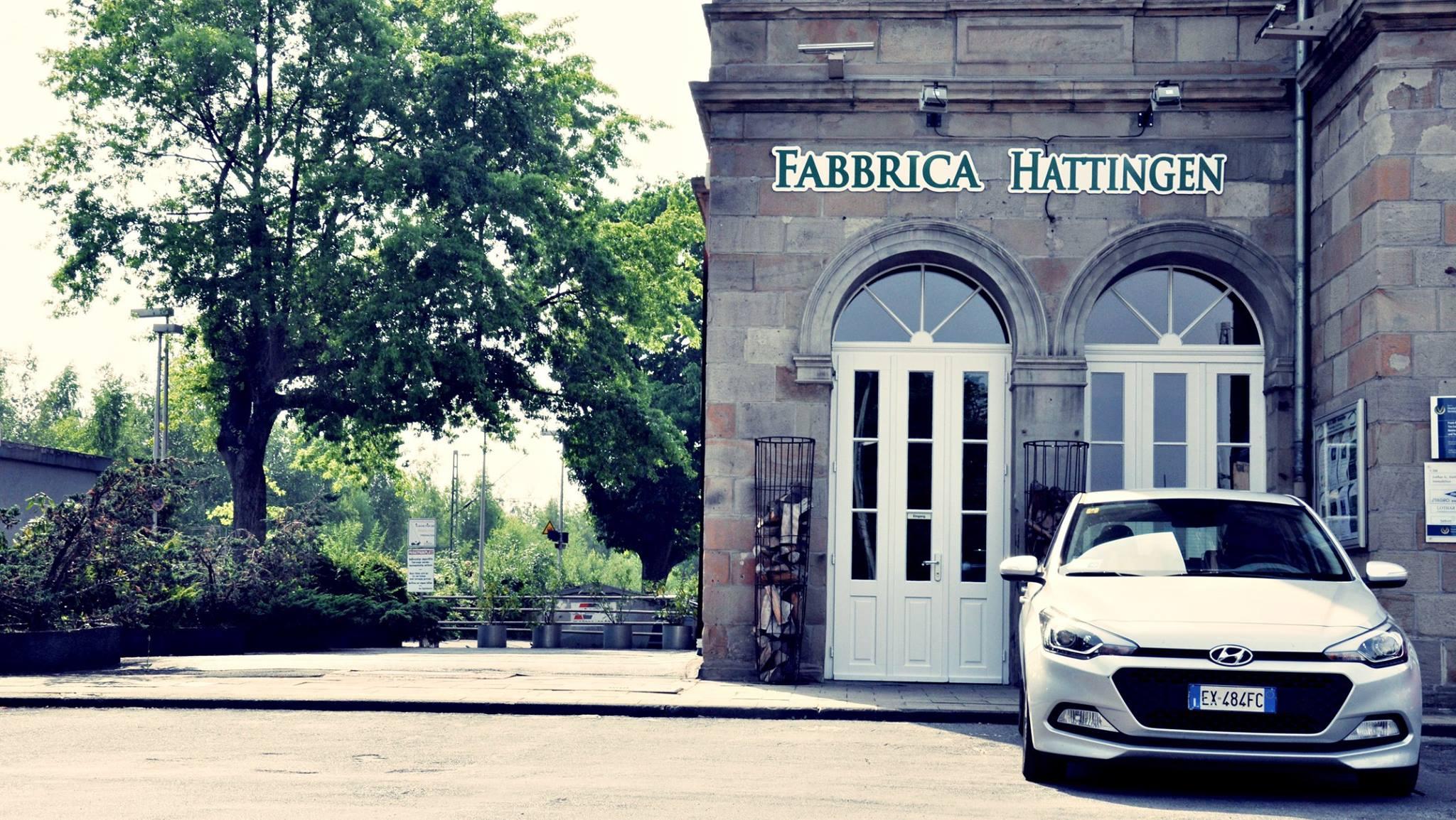 Hyundai i20 - Fabbrica Italiana, Hattingen