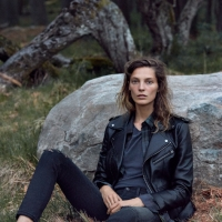 Daria Werbowy per AG Jeans
