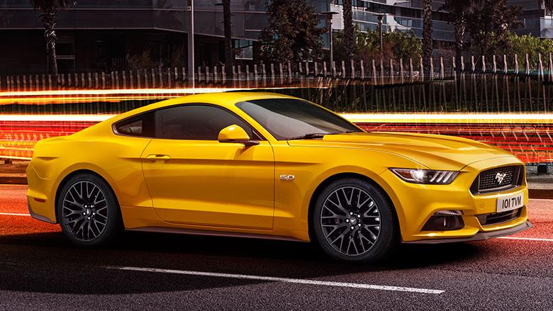 ford performance car con la nuova mustang e la focus st. Black Bedroom Furniture Sets. Home Design Ideas